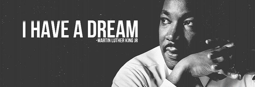 """馬丁‧路德‧金恩 『我有一個夢想』 MARTIN LUTHER KING JR. – """"I HAVE A DREAM"""""""
